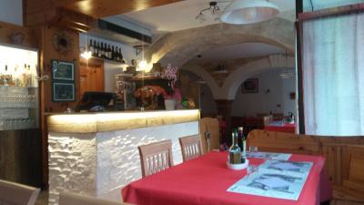 Tipic local de Sorne - Trento, Italia