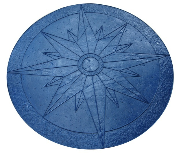 Nautical Star Medallion