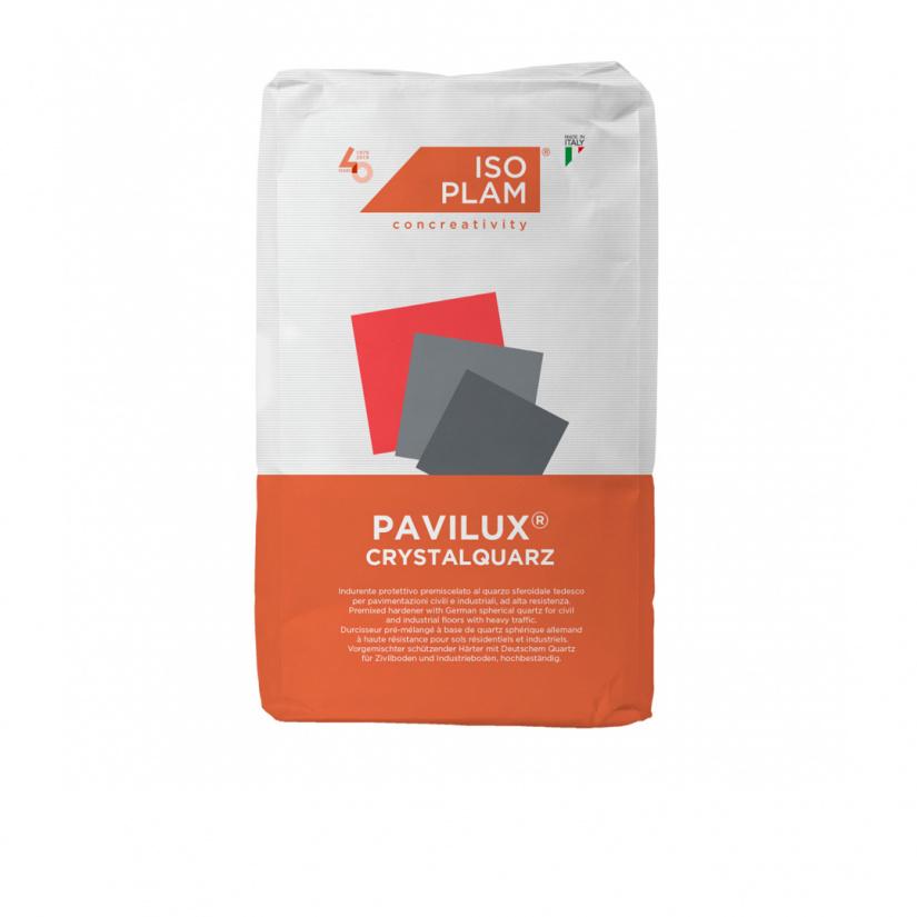 Pavilux Crystalquarz color hardener high-resistance