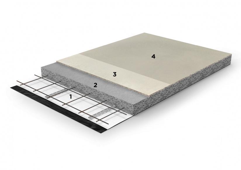 Pavimento nuvolato - Idropulitrice per pavimenti interni ...