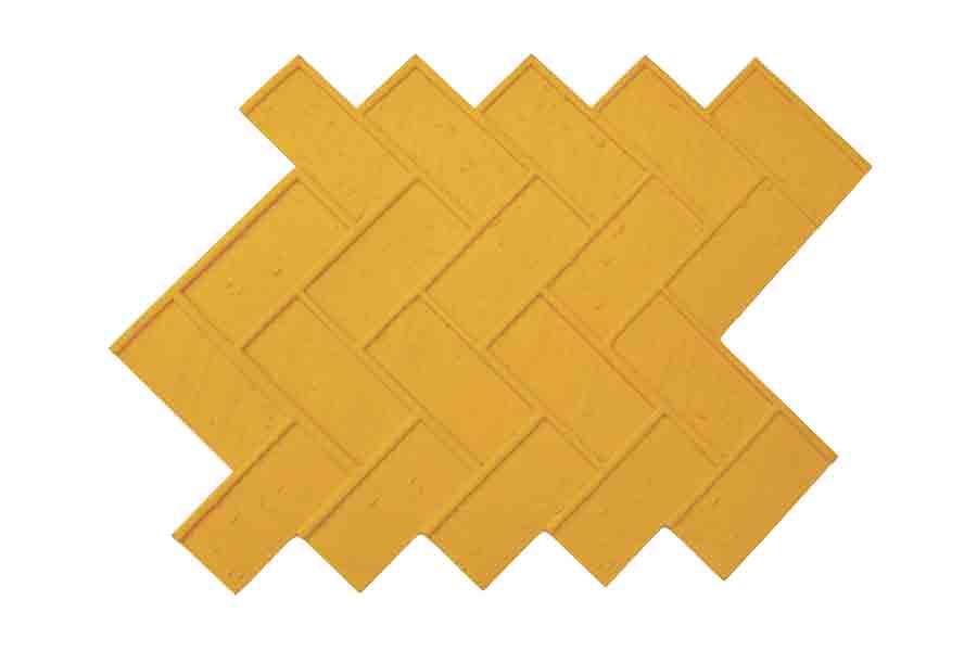 Pavimento A Spina Di Pesce : Stampi per pavimento stampato a spina di ...