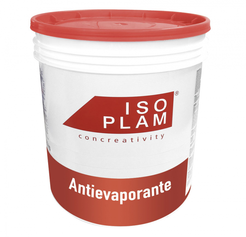 anti evaporation for industrial floors