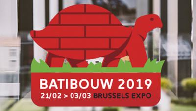 Batibouw 2019 starts soon: come and discover Terrazzoverlay and the other Isoplam decorative systems