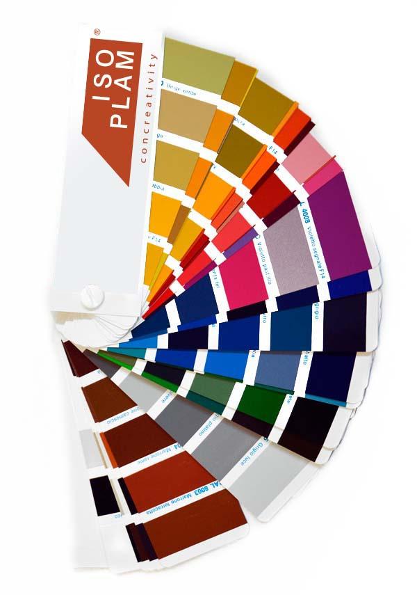 Cartella colori RAL