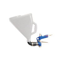 Pistola Spray Hopper Gun