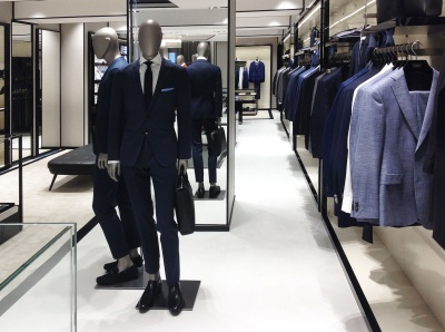 hugo boss Firenze store