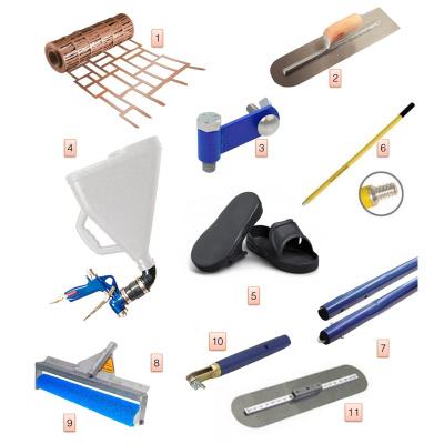 kit per pavimento antiscivolo stencil spray