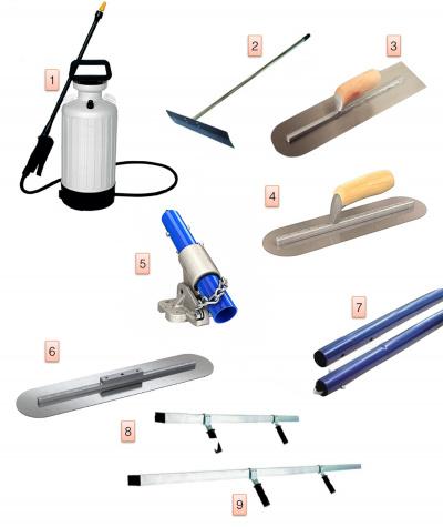 Kit attrezzatura ItalianTerrazzo®