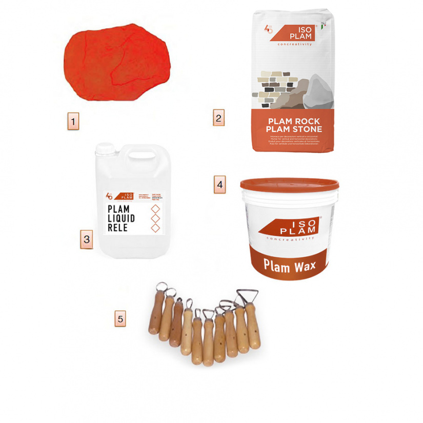 Plam Stone and Plam Rock product kit