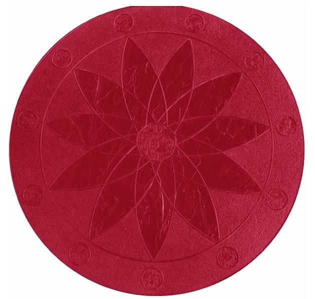 Lotus medallion