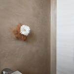 Rivestimento bagno moderno per pavimenti e rivestimenti - Bagno in cemento resinato ...