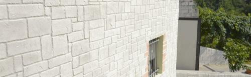 Muro stampato for Pannelli in finto mattone