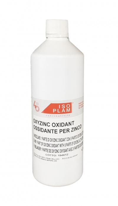 Oxyzinc oxidant