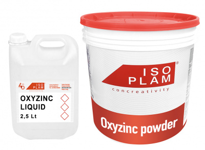 Oxyzinc powder + liquid