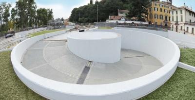 Parcheggio sotterraneo Udine