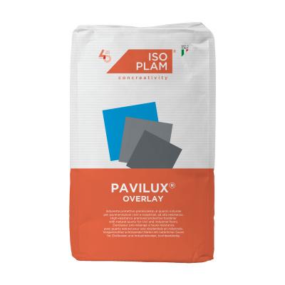 Pavilux Overlay_malta cementizia fibro-rinforzata_pavimentazioni corazzate