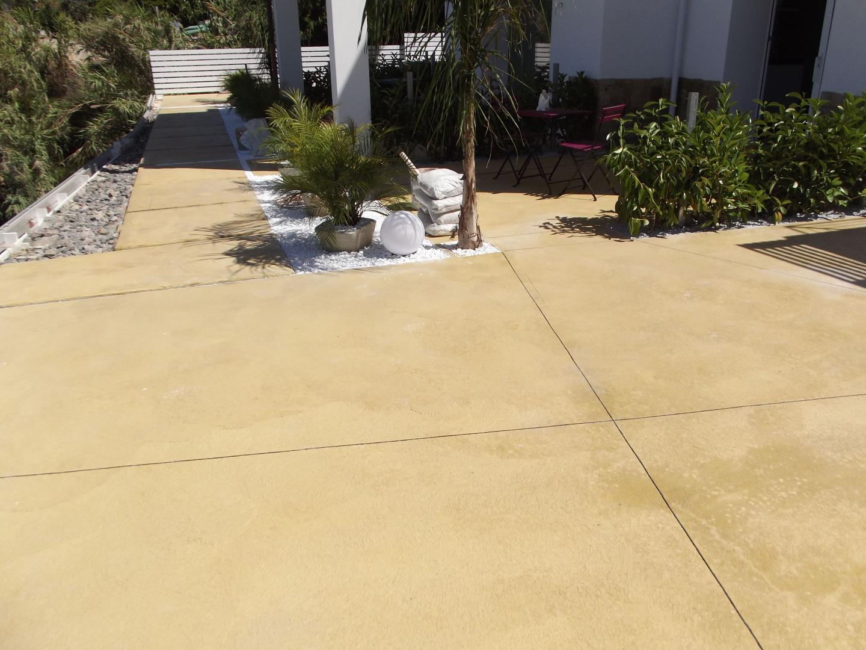 Pavimenti cemento colorato per esterni cemento colorato per