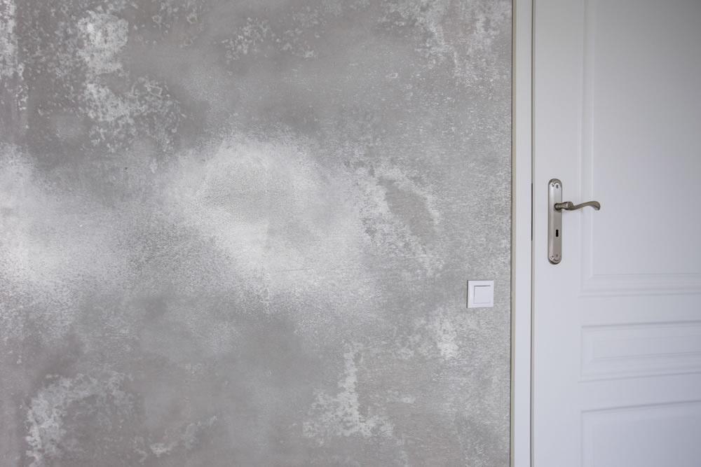 Pittura effetto Corten e zinco