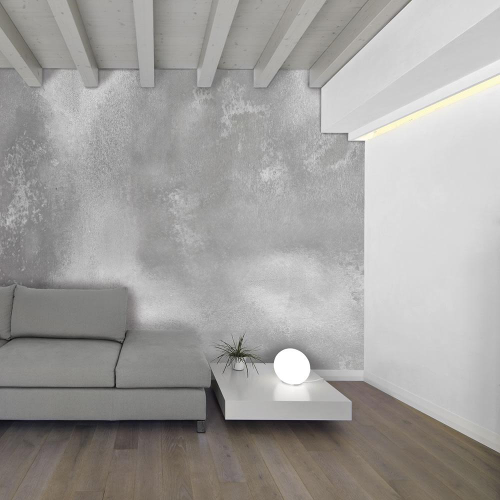 Realizzazioni pittura effetto corten - Pittura pareti interne ...