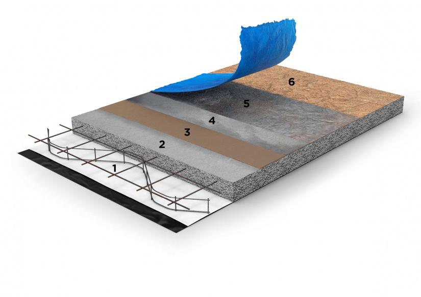Calcestruzzo Stampato Per Esterni : Pavimento stampato