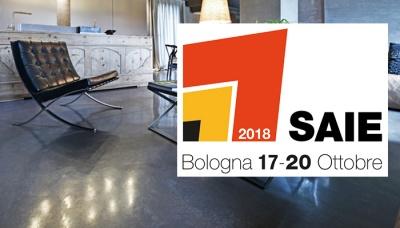 SAIE Bologna 17-20 ottobre - Scopri la nostra novità 2018