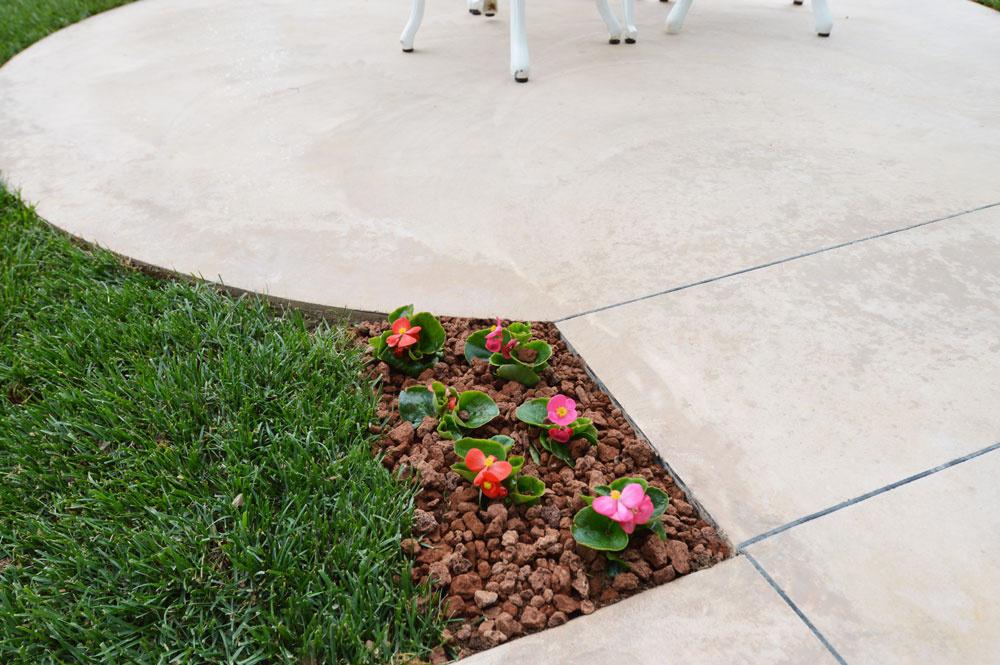 Pavimenti da esterno economici prezzi masselli per - Pavimento giardino economico ...